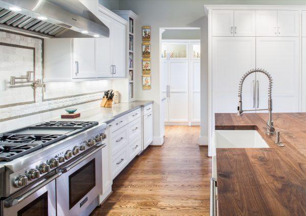 Transitional Modern Kitchen