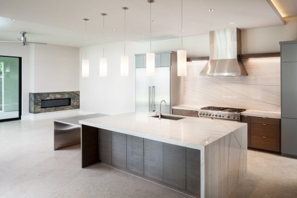 Modern Spec Home on Suffolk Modern Kitchen