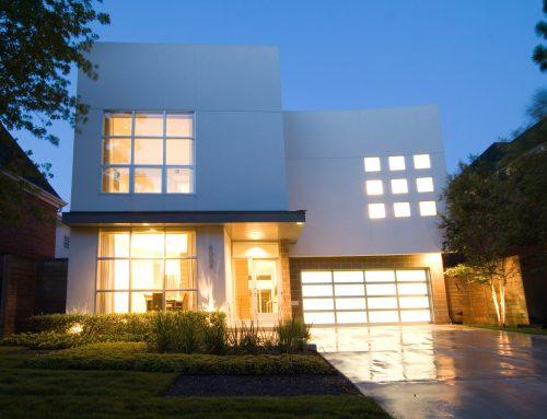 Modern Home: Lake Street 2007