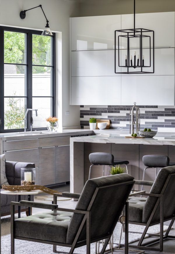 English Modern Kitchen