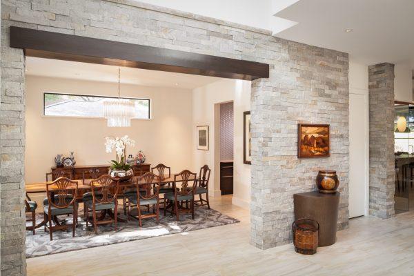 Prairie Modern Dining Room