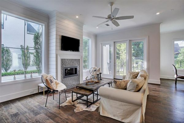 Farmhouse Modern Living Room