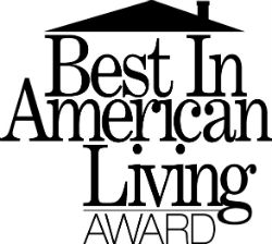Best in American Living Award - Design DCA