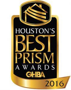 Houston's Best Prism Awards GHBA 2016 - Design DCA