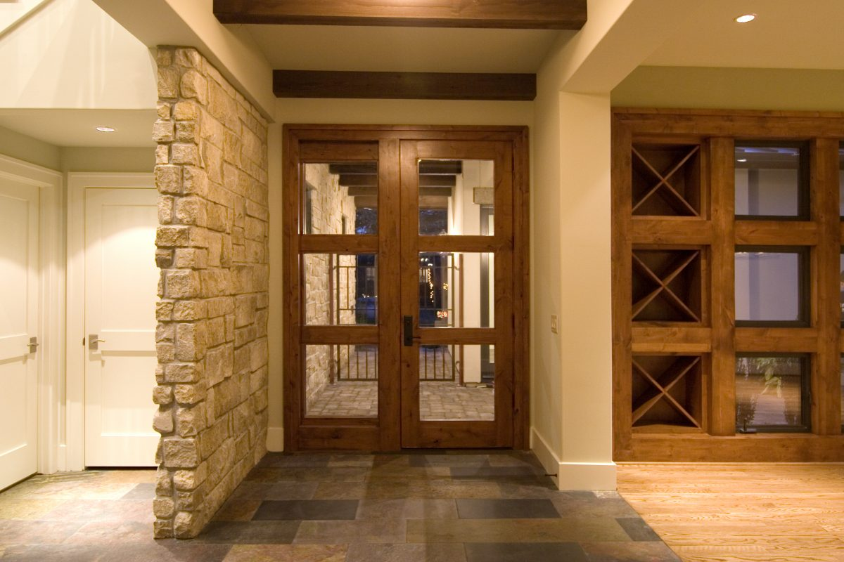 BARTLETT-TRANSITIONAL DESIGN CIRCA 2006-FOYER