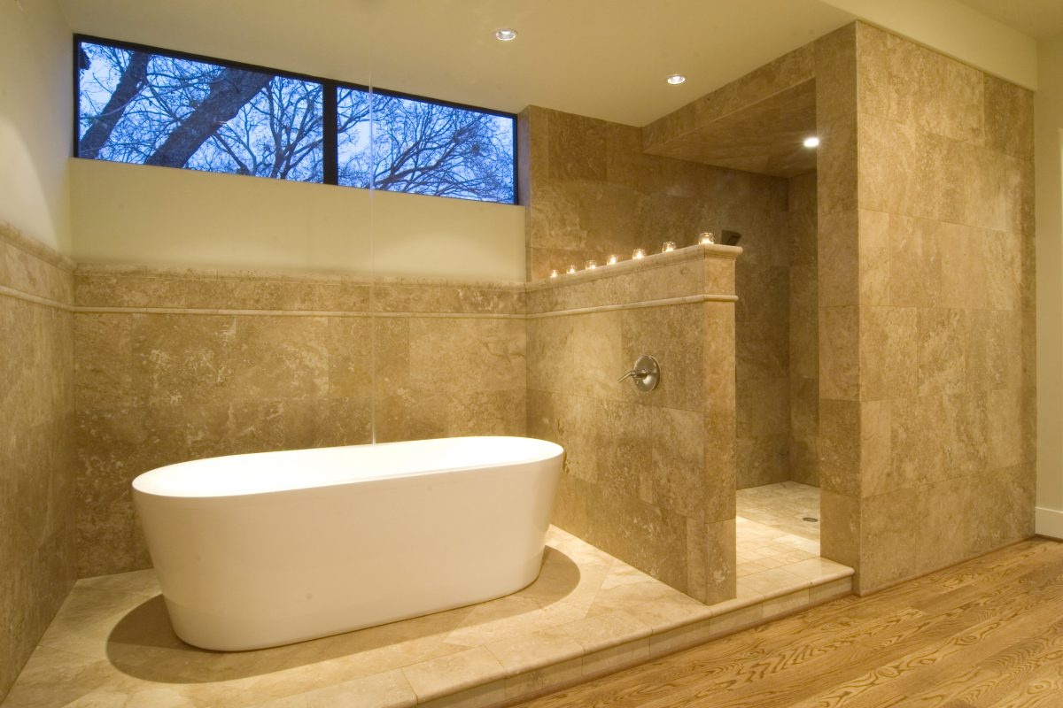 BARTLETT-TRANSITIONAL DESIGN CIRCA 2006-MASTER BATH