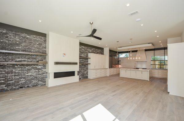 Scandinavian Inspired Living Room